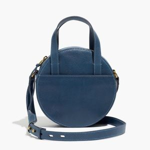 Madewell Bags - Madewell Juno Leather Crossbody Handbag